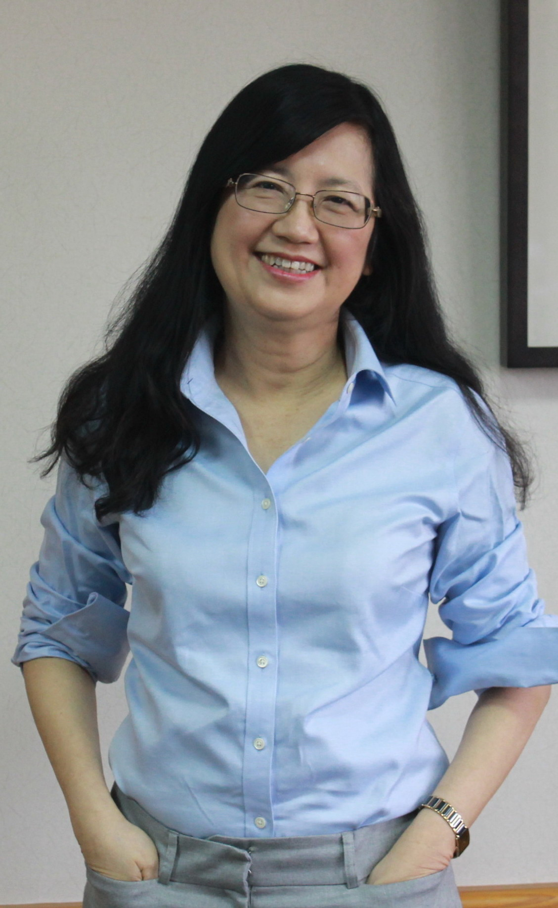 Photo of Yan-Hwa Wu Lee