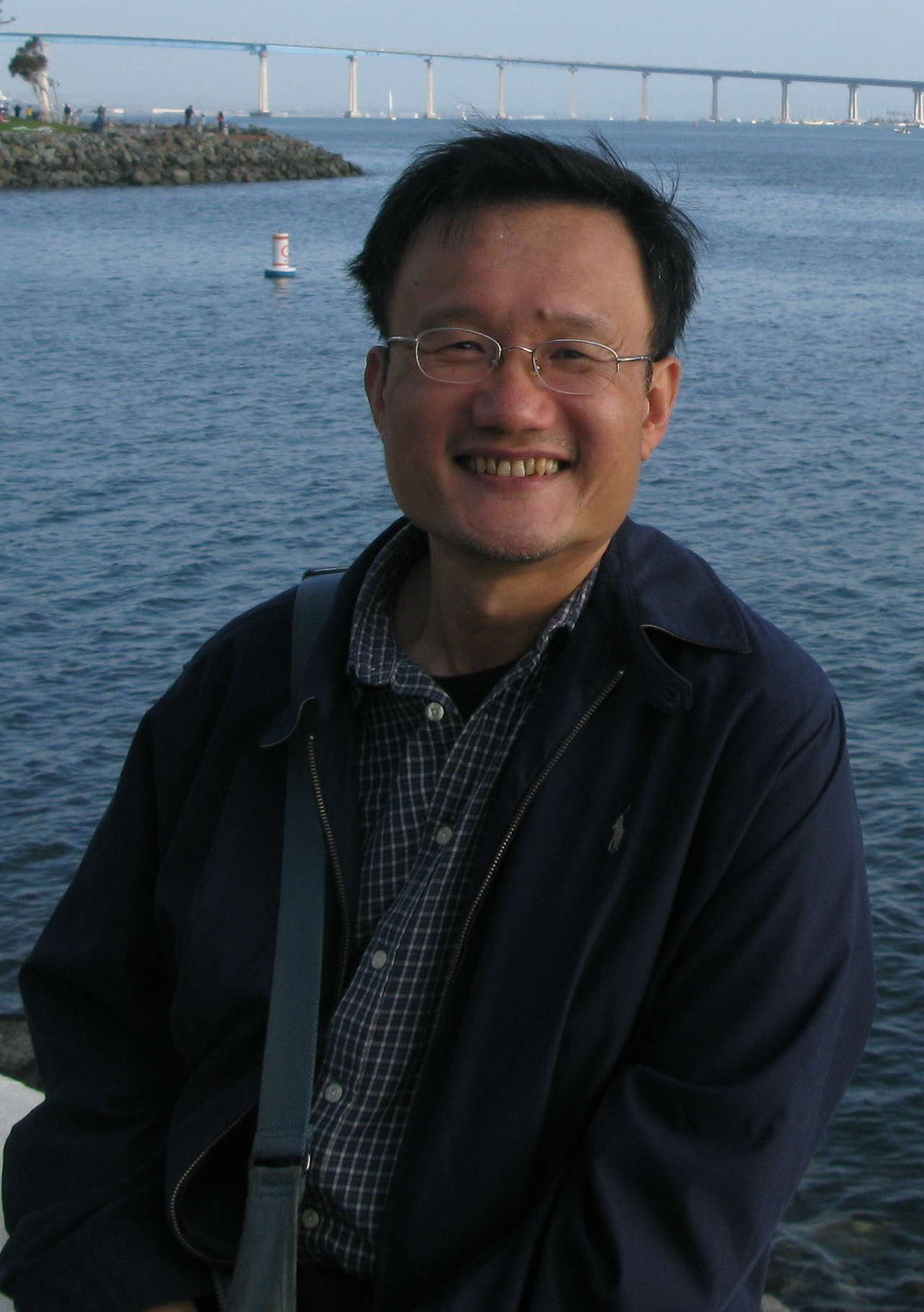 Photo of Ya-Chung Chuang