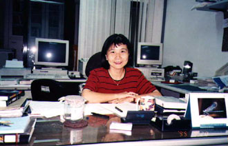 Photo of Kuei-Ann Wen